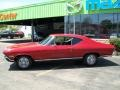 Matador Red - Chevelle SS 396 Sport Coupe Photo No. 2
