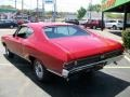 Matador Red - Chevelle SS 396 Sport Coupe Photo No. 3