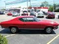 Matador Red - Chevelle SS 396 Sport Coupe Photo No. 6