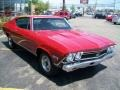 Matador Red - Chevelle SS 396 Sport Coupe Photo No. 7