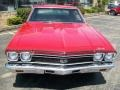 Matador Red - Chevelle SS 396 Sport Coupe Photo No. 8