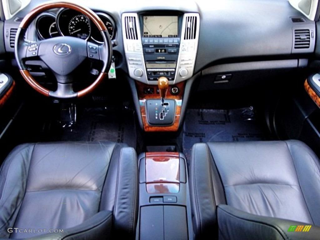 2008 Lexus RX 400h Hybrid interior Photos