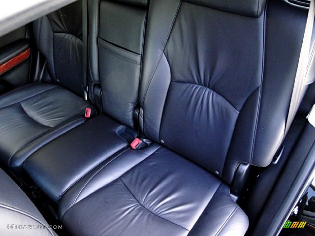 2008 Lexus RX 400h Hybrid Interior Color Photos