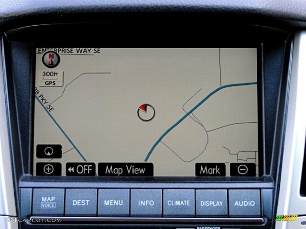 2008 Lexus RX 400h Hybrid Navigation Photos