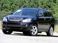 Black Onyx 2008 Lexus RX 400h Hybrid Exterior