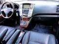 Black 2008 Lexus RX 400h Hybrid Dashboard