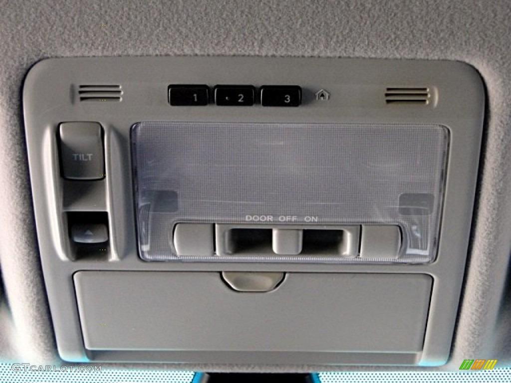 2008 Lexus RX 400h Hybrid Controls Photos