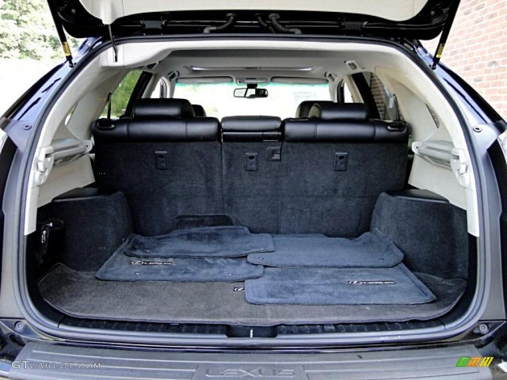 2008 Lexus RX 400h Hybrid Trunk Photos