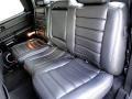 Rear Seat of 2007 H2 SUT