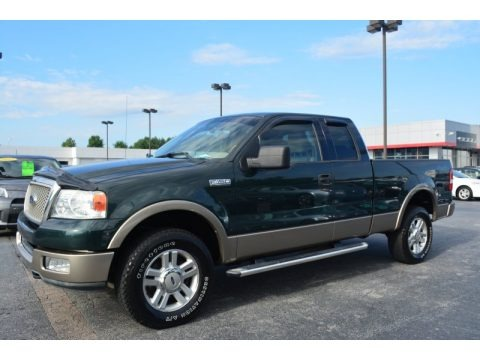 2004 ford f150 lariat supercab 4x4 data info and specs. Black Bedroom Furniture Sets. Home Design Ideas