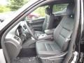 Black 2015 Jeep Grand Cherokee Interiors
