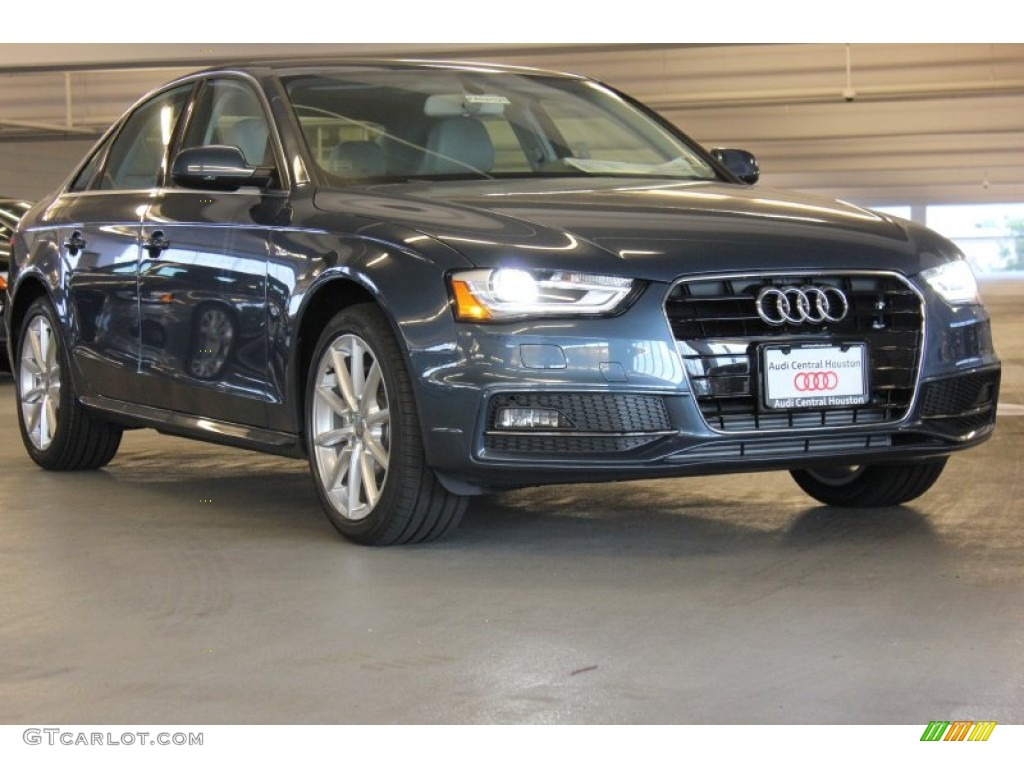2015 utopia blue metallic audi a4 2 0t premium 97229521 car color galleries. Black Bedroom Furniture Sets. Home Design Ideas