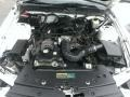 2007 Performance White Ford Mustang V6 Premium Coupe  photo #26