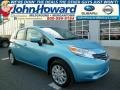 MorningSky Blue 2015 Nissan Versa Note Gallery