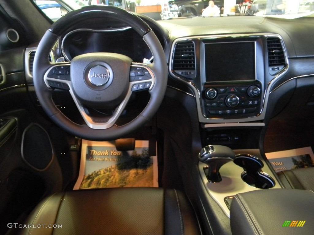 2014 deep auburn pearl jeep grand cherokee summit 4x4 97299062 photo 11 car. Black Bedroom Furniture Sets. Home Design Ideas