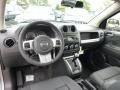Dark Slate Gray 2015 Jeep Compass Interiors