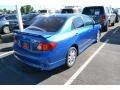 Blue Streak Metallic - Corolla S Photo No. 2