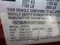 Deep Ruby Metallic - Silverado 1500 LT Double Cab 4x4 Photo No. 14