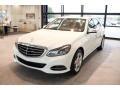 Polar White 2014 Mercedes-Benz E Gallery