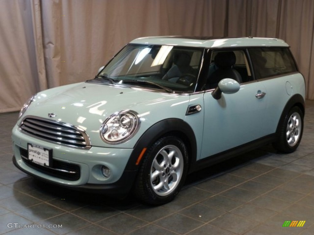 2014 Ice Blue Mini Cooper Clubman 97396146 Gtcarlot Com Car