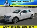 Summit White 2010 Chevrolet Malibu LTZ Sedan
