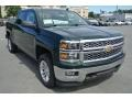Rainforest Green Metallic 2014 Chevrolet Silverado 1500 Gallery