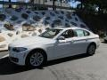 Alpine White 2015 BMW 5 Series 528i xDrive Sedan