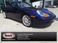 Lapis Blue Metallic 2002 Porsche Boxster S