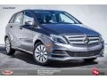 Mountain Grey Metallic 2014 Mercedes-Benz B Electric Drive