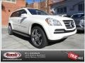 Diamond White Metallic 2012 Mercedes-Benz GL 550 4Matic