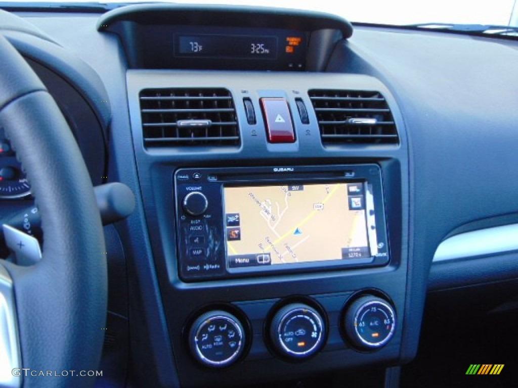 2014 Dark Gray Metallic Subaru Xv Crosstrek Limited