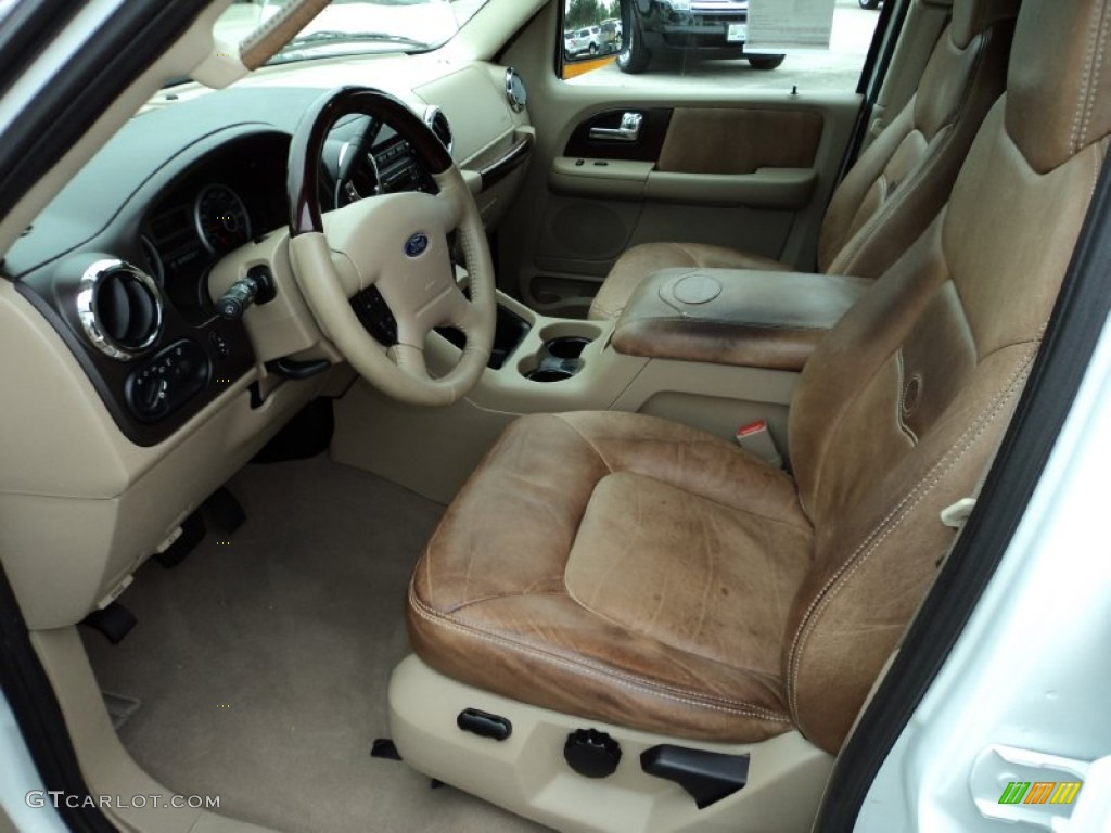 2006 Ford Expedition King Ranch Front Seat Photo 97589725 Gtcarlot Com