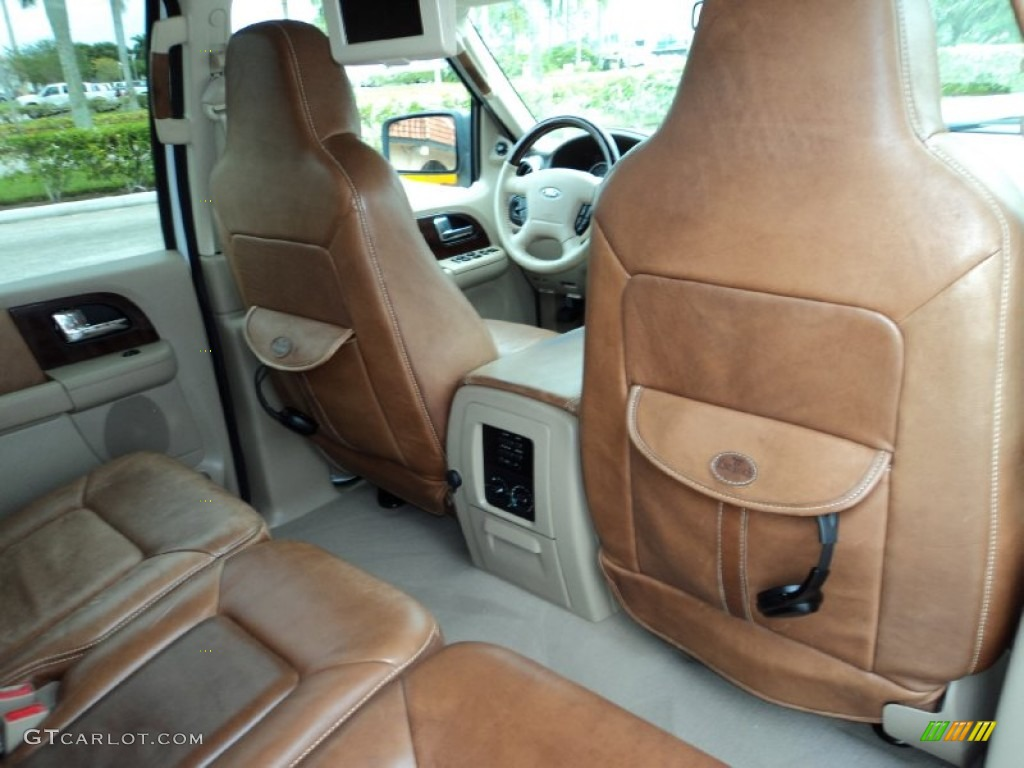 2006 Ford Expedition King Ranch Rear Seat Photo 97589851