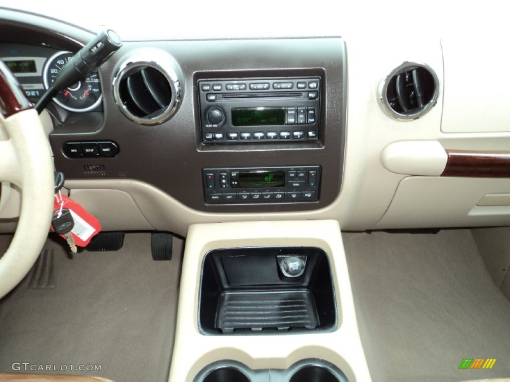 2006 ford expedition king ranch controls photo 97590031. Black Bedroom Furniture Sets. Home Design Ideas