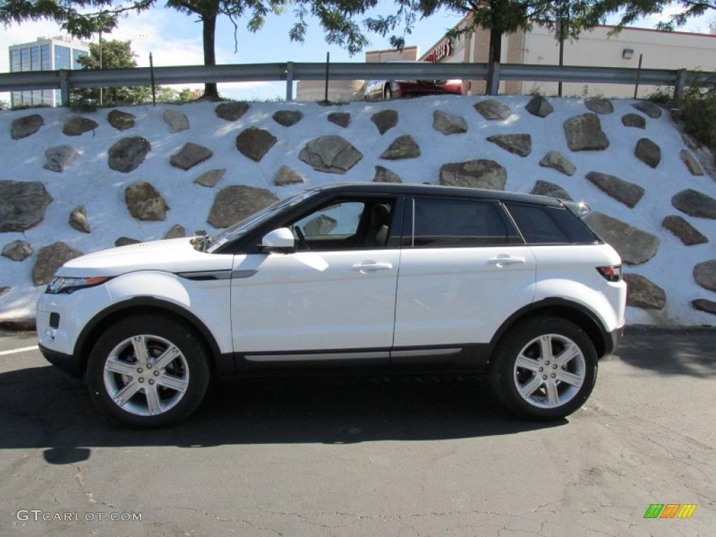 2015 fuji white land rover range rover evoque pure plus 97604861 photo 2 car. Black Bedroom Furniture Sets. Home Design Ideas