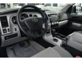2008 Blue Streak Metallic Toyota Tundra SR5 Double Cab 4x4  photo #10