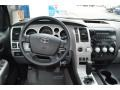 2008 Blue Streak Metallic Toyota Tundra SR5 Double Cab 4x4  photo #18