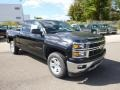 Black 2015 Chevrolet Silverado 1500 Gallery