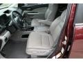 2012 Basque Red Pearl II Honda CR-V EX-L  photo #12