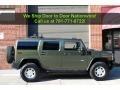 Sage Green Metallic - H2 SUV Photo No. 6