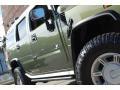 Sage Green Metallic - H2 SUV Photo No. 13