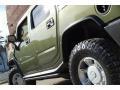 Sage Green Metallic - H2 SUV Photo No. 14