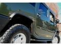 Sage Green Metallic - H2 SUV Photo No. 16