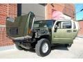 Sage Green Metallic - H2 SUV Photo No. 36