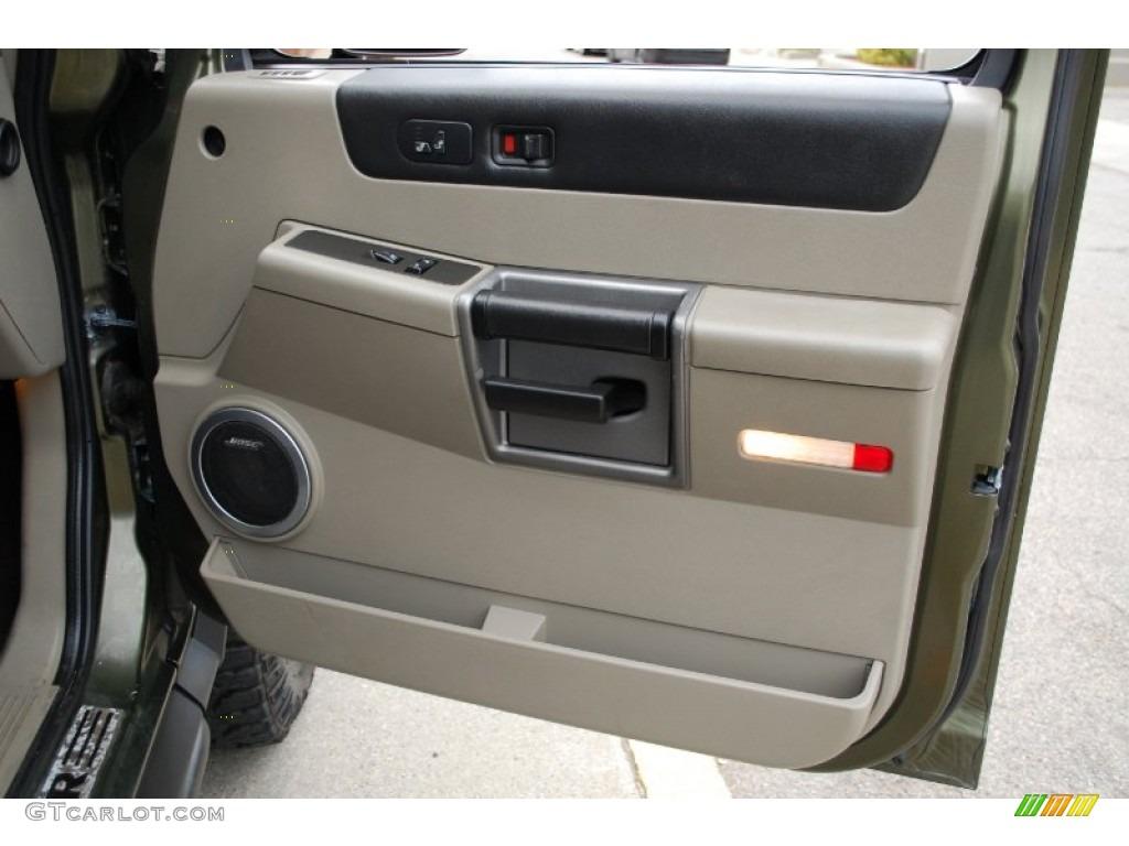 2003 Hummer H2 Suv Door Panel Photos