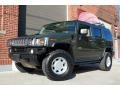 Sage Green Metallic 2003 Hummer H2 Gallery