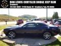 2015 Jazz Blue Pearl Dodge Challenger SXT Plus #97645574