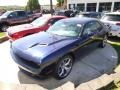 2015 Jazz Blue Pearl Dodge Challenger SXT Plus  photo #2