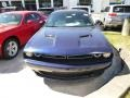 2015 Jazz Blue Pearl Dodge Challenger SXT Plus  photo #3