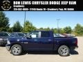 True Blue Pearl Coat 2014 Ram 1500 Gallery